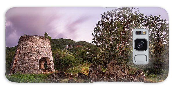 Galaxy Case featuring the photograph Peace Hill Ruins by Adam Romanowicz