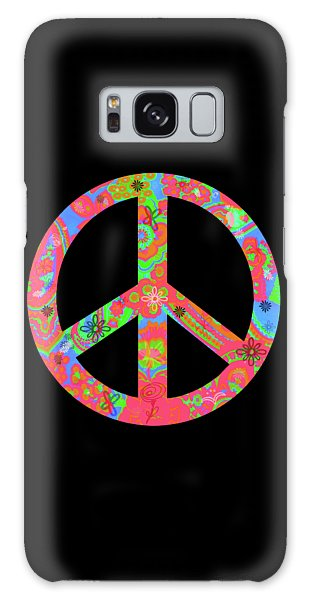 Peace Galaxy Case