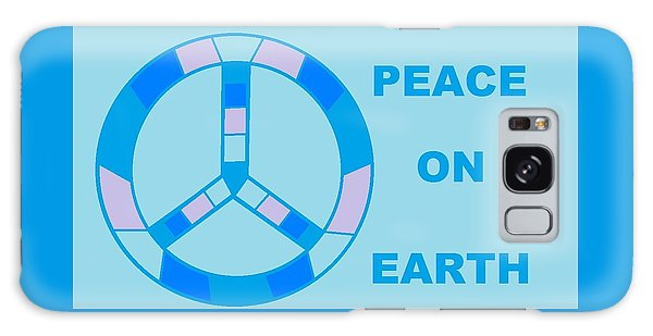 Peace On Earth 3 Galaxy Case
