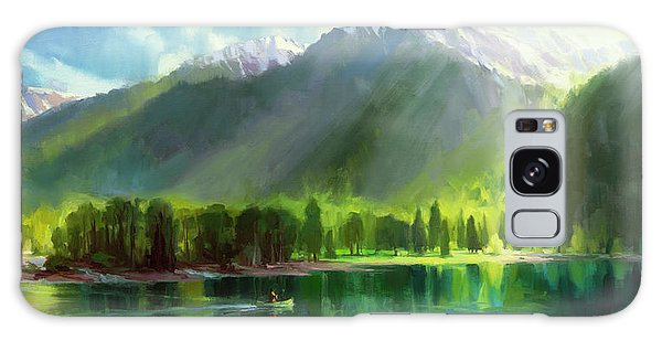 Joseph Galaxy Case - Peace by Steve Henderson