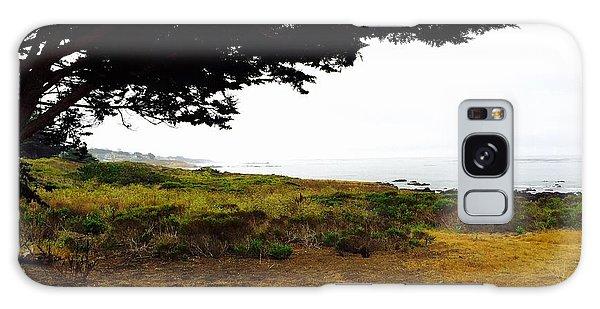 Peaceful Coast Galaxy Case