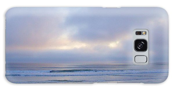 Peaceful Morning Galaxy Case by Cheryl Waugh Whitney