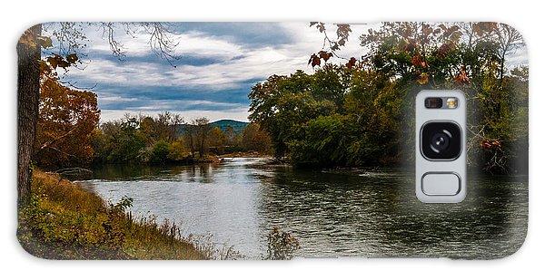 Peaceful River Galaxy Case