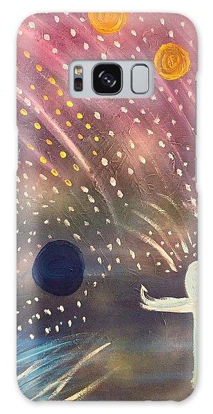 Peaceful  Galaxy Case