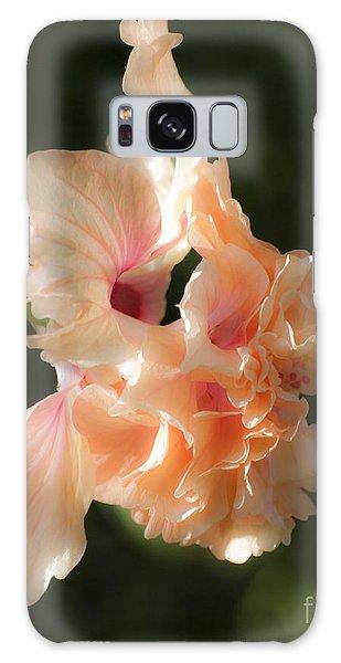 Peach Bliss Galaxy Case