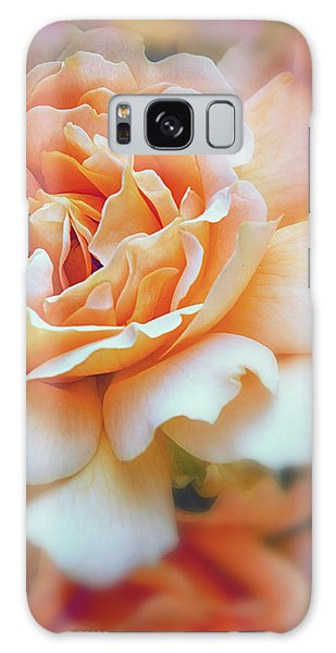 Peach Delight Galaxy Case