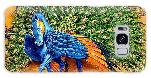 Peacock Pegasus Galaxy S8 Case