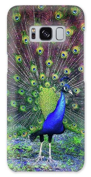 Peacock Series 9801 Galaxy Case