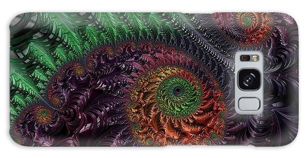 Peacock's Eye Galaxy Case