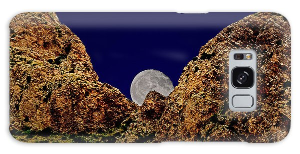 Peak Full Moon H03 Galaxy Case