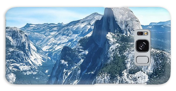 Peak Of Half Dome- Galaxy Case