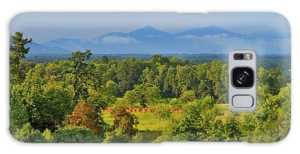 Peaks Of Otter After The Rain Galaxy Case by The American Shutterbug Society