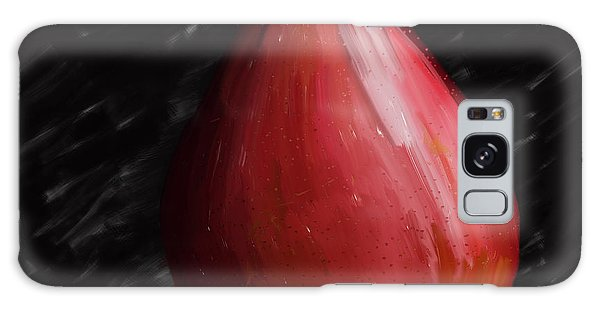 Pear 01 Galaxy Case by Wally Hampton