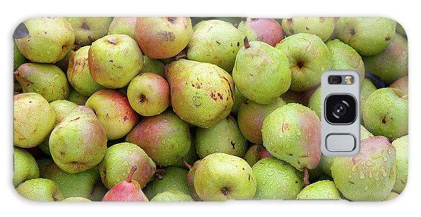 Pear Harvest Galaxy Case