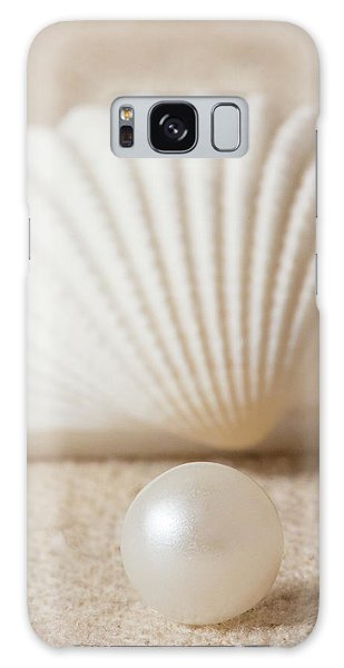 Pearl And Shell Galaxy Case