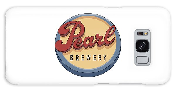 Pearl Brewery Sign Galaxy Case