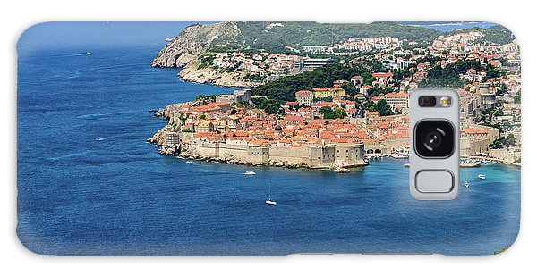 Pearl Of The Adriatic, Dubrovnik, Known As Kings Landing In Game Of Thrones, Dubrovnik, Croatia Galaxy Case