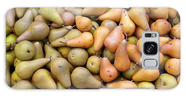 Pears At The Harvest Galaxy Case