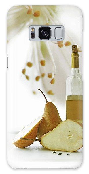 Pears Blossom Galaxy Case