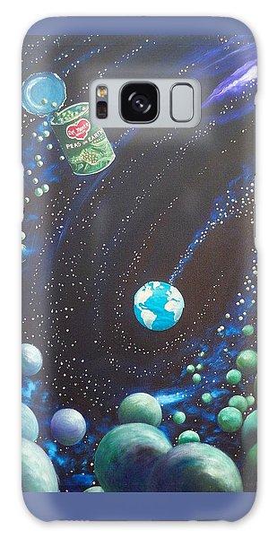 Blaa Kattproduksjoner       Peas On Earth Galaxy Case