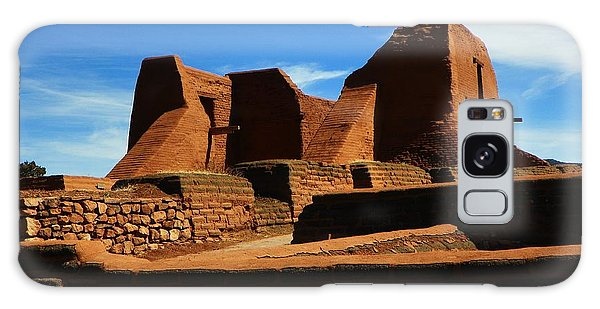 Pecos New Mexico Galaxy Case by Joseph Frank Baraba