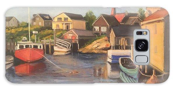 Peggy 's Cove, Halifax Nova Scotia, Canada  Galaxy Case