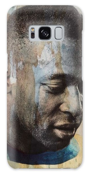 Pele Galaxy Case - Pele  by Paul Lovering
