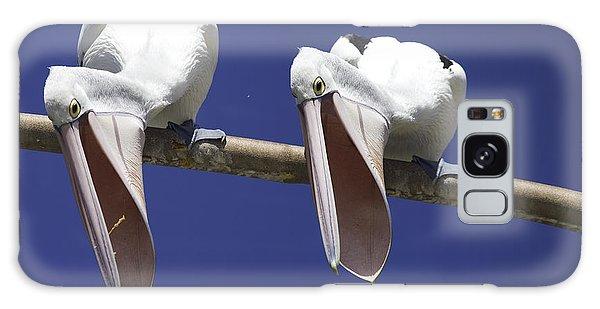 Pelican Burp Galaxy Case by Avalon Fine Art Photography