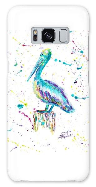 Pelican By Jan Marvin Galaxy Case