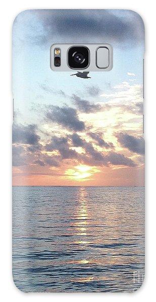 Pelican Dawn Galaxy Case