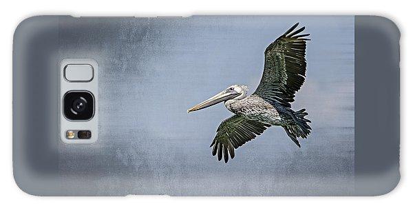 Pelican Flight Galaxy Case by Carolyn Marshall