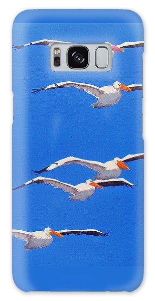 Pelican Friends Galaxy Case