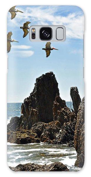 Pelican Inspiration Galaxy Case