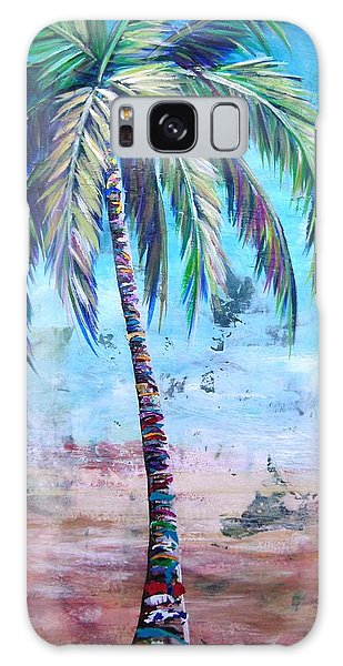 Pelican Palm I Galaxy Case