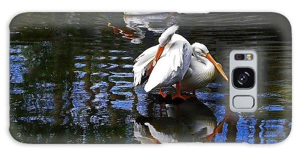 Pelican Reflections Galaxy Case