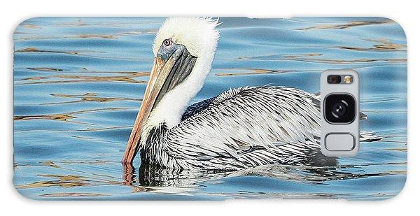 Pelican Relaxing Galaxy Case