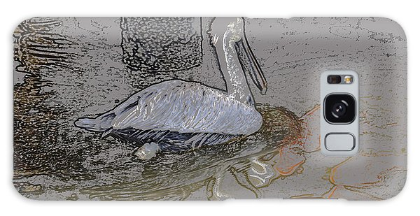 Pelican Swim IIi Color Pencil Galaxy Case