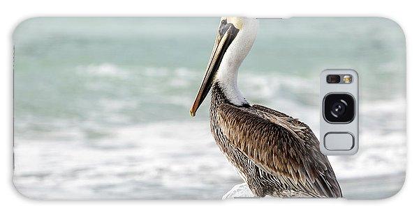 Pelican Waves Galaxy Case