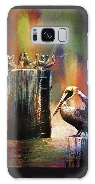 Pelican Ways Galaxy Case