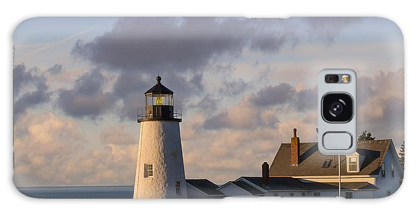 Pemaquid Morning Galaxy Case