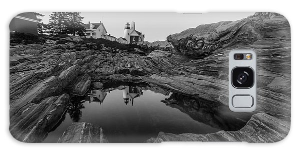 Pemaquid Reflecting Galaxy Case by Paul Noble