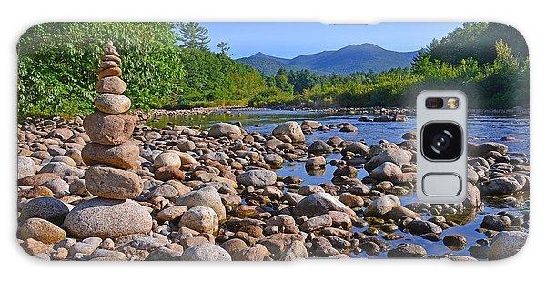 Pemigewasset River, North Woodstock Nh Galaxy Case