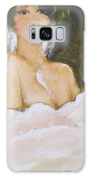 Sophie Galaxy Case by Ed Heaton