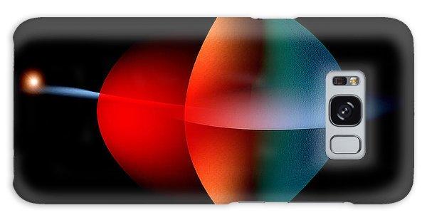 Penman Original-350 Solar Power Galaxy Case