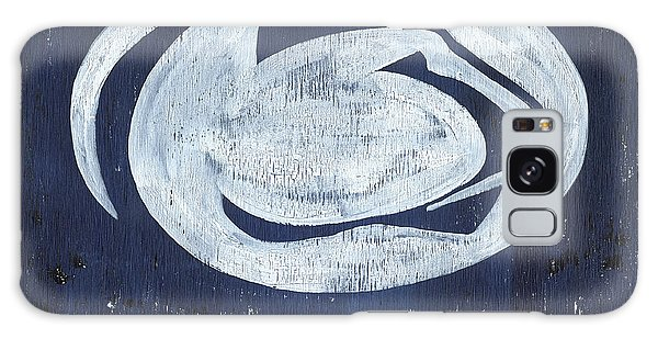 Penn State Galaxy Case by Debbie DeWitt