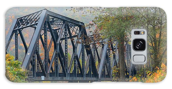 Pennsylvania Bridge Galaxy Case by Cindy Manero
