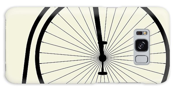 Bike Galaxy Case - Penny-farthing Bicycle by Nenad Cerovic