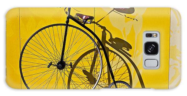 Bike Galaxy Case - Penny Farthing Love by Garry Gay