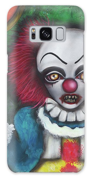 Pennywise Galaxy Case by Abril Andrade Griffith