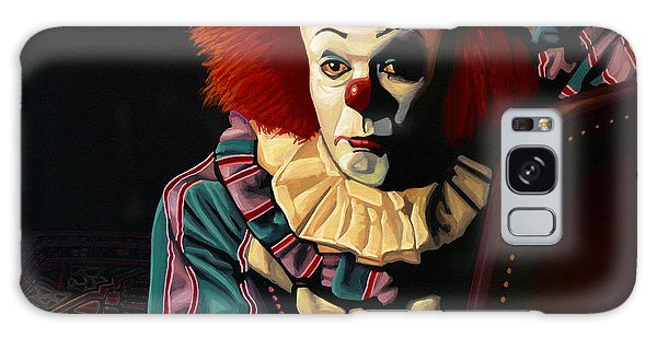 Colour Galaxy Case - Pennywise by Paul Meijering